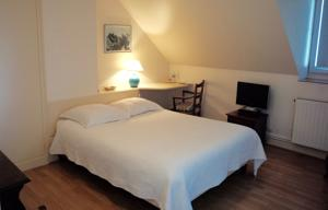 Chambres d'hotes/B&B les crepinieres : Chambre Double