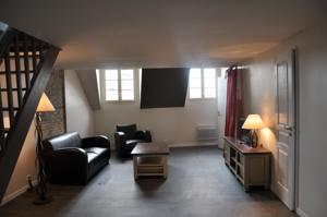 Hebergement Appart'Hotel Saint-Michel : Appartement en Duplex