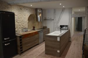 Appartement O Coeur d'Issigeac : photos des chambres