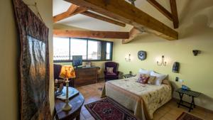 Hotel L'Ancienne Auberge : Chambre Double - Nid d'Aigle