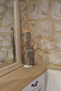 Chambres d'hotes/B&B Le Doyenne : Chambre Double