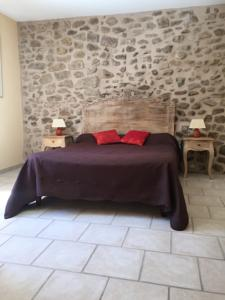 Chambres d'hotes/B&B Les Figuiers : Chambre Double