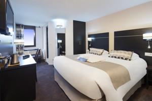 Kyriad Hotel Meaux : Chambre Double