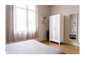 Appartement Le Chanzy : Appartement