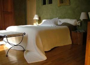 Chambres d'hotes/B&B Chateau du Rayet : Chambre Double