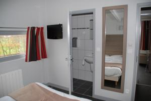 Appartement Cosyade : Chambre Double