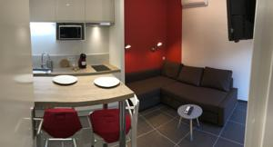Appartement The Lodge - Chambery Centre et Gare : photos des chambres