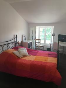 Chambres d'hotes/B&B Meslier : Chambre Double