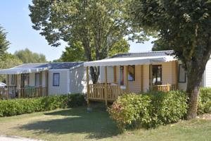 Hebergement Camping Montmorency : Mobile Home