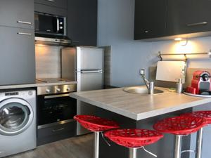 Appartement Luckey Homes Apartments - Rue Chevret : Appartement 1 Chambre