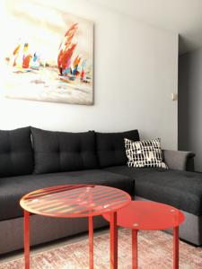Appartement Luckey Homes Apartments - Rue Chevret : photos des chambres