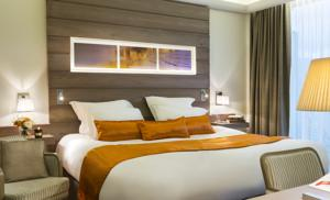 Hotel Barriere Ribeauville : Chambre Double Supérieure
