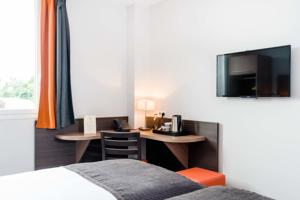 Dios Hotel : Chambre Lits Jumeaux