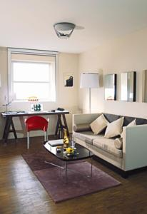 Standing Hotel Suites by Actisource : Appartement