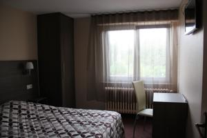 Hotel-Restaurant Oberle : Chambre Simple