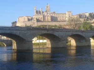 Chambres d'hotes/B&B Rever a Beziers : Chambre Triple
