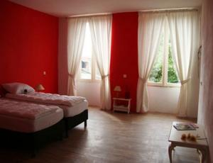 Chambres d'hotes/B&B Chateau Melay : Chambre Familiale (4 Adultes)