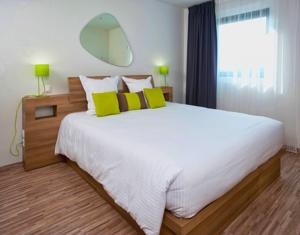 Hebergement Teneo Apparthotel Bordeaux Merignac Aeroport : Suite Double Affaires