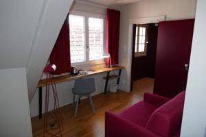 Hotel L'Aigle d'Or - Strasbourg Nord : Suite Familiale