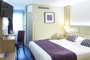 Hotel Kyriad Beaune : Chambre Double