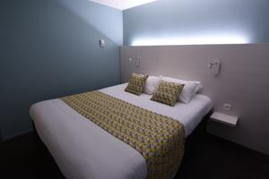 Hotel The Originals Annecy Aeroport (ex Inter-Hotel) : Chambre Double Supérieure