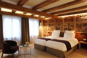 5 Terres Hotel & Spa Barr - MGallery by Sofitel : Suite Junior