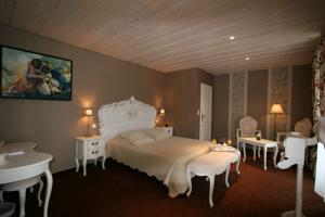 Hotel Restaurant Taillard : Chambre Double Deluxe
