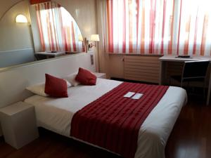Hotel Escatel : Chambre Individuelle Standard