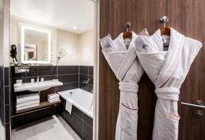 Hotel Crowne Plaza Lyon – Cite Internationale : photos des chambres