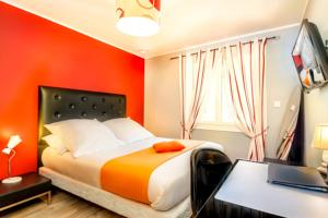 Hotel Restaurant Residence : Chambre Double Prestige
