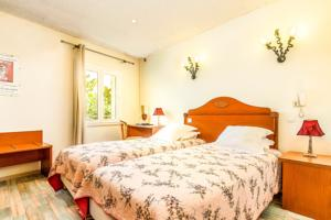 Hotel Restaurant Residence : Chambre Double ou Lits Jumeaux Standard