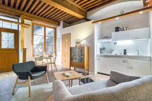 Appartement Like Home - Martiniere : Appartement