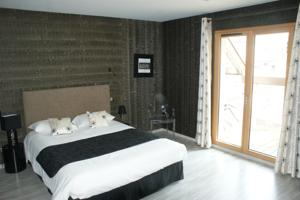 Hotel Blanc : Chambre Double - Forge