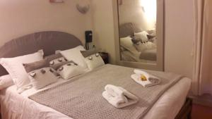 Hotel le Dauphin : Chambre Double Standard