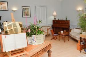 Hotel le Dauphin : Chambre Double