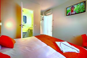 Hotel Formules Club 2 : Chambre Double