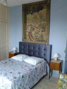 Chambres d'hotes/B&B Chambres d'hotes Intra Muros : Chambre Double