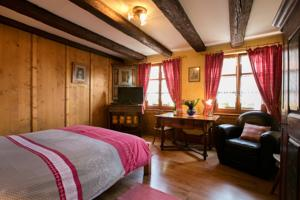 Chambres d'hotes/B&B Le Gambrinus : Chambre Double