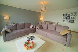 Appartement Beau Rivage Appart' : photos des chambres
