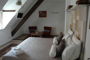 Chambres d'hotes/B&B Mirabelle Bed & Breakfast : Chambre Lits Jumeaux Standard
