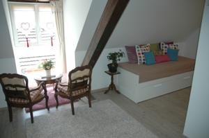 Chambres d'hotes/B&B Mirabelle Bed & Breakfast : Chambre Familiale Standard