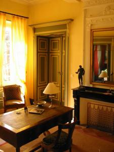 Chambres d'hotes/B&B Chambres d'Hotes d'Arquier : Suite 2 Chambres
