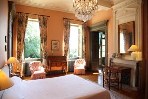 Chambres d'hotes/B&B Chambres d'Hotes d'Arquier : Chambre Double