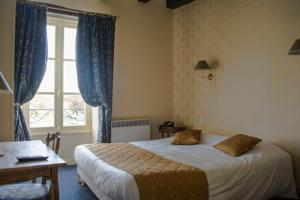 Hotel The Originals Loches George Sand (ex Inter-Hotel) : Chambre Quadruple