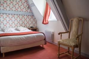 Hotel The Originals Loches George Sand (ex Inter-Hotel) : Chambre Double Standard