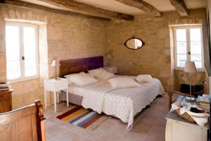 Chambres d'hotes/B&B Chambres d'Hotes Coulou : Chambre Triple Confort