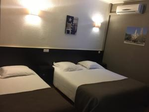 Empire Hotel : Chambre Triple