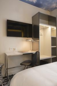 Nouvel Hotel Eiffel : Chambre Simple
