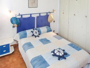 Appartement Two-Bedroom Apartment in Mauguio : photos des chambres