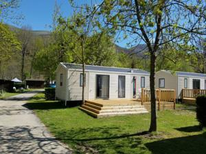 Hebergement Camping La Marmotte : Mobile Home (6 Adultes) - 2016 - Cantate Duo